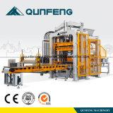Machine concrète des briques Qt5, machine de bloc de couleur, machine à paver d'étage faisant la machine