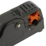 Стриппер многофункционального стриппера коаксиального кабеля роторный Coax