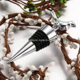 Подарок венчания затвора вина птицы влюбленности нержавеющей стали Bridal