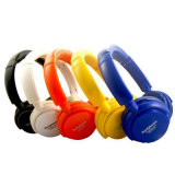 Drehbarer Falz einziehbarer drahtloser Bluetooth Kopfhörer-Stereokopfhörer