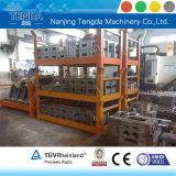 Vis et baril pour la machine en plastique d'extrudeuse