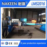 CNC van de brug de Scherpe Machine van het Staal van het Gas voor Dikke Plaat