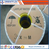 Accouplements PVC Layflat Tuyau d'irrigation à égouttoir à eau