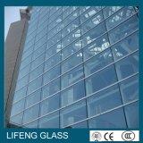 Vetro Basso-e economizzatore d'energia luminoso per la finestra della costruzione