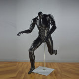Glass Base를 가진 스포츠 Running Women Female Mannequin
