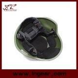 De tactische Helm van Airsoft van de Glasvezel van de Replica van Mich 2000 met MaximumDuurzaamheid