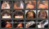 Mini cabelo pequeno do frasco/frasco que denomina fibras provisórias do cabelo do pulverizador de cabelo da cor dos produtos
