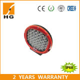 "9 "" 185W 크리 말 Offroad Round LED Work Light"