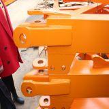 Grue à tour de dessus plat du model 6018 avec le chargement maximal 10 tonnes