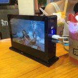 LED que hace publicidad de la batería de papel del marco y de la potencia 40000mAh para la cafetería, sitio de la cena