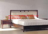 Holz verwendete Hotel-Schlafzimmer-Möbel für Verkauf