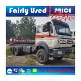 Beiben Tractor Truck Head com Trator Truck Trailer