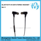 Bluetooth senza fili -Ear in Stereo Earphone/Headset per Smart Phone (BH-11)