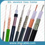 Коаксиальные кабели подтверженные Ce TV CCTV UL RG6 Rg59 Rg11 Rg58 Rg213 LMR400