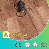 plancher en bois en stratifié stratifié par parquet V-Grooved de parquet de planche de vinyle de 8.3mm HDF