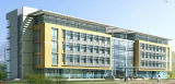 University & High Buildings (10000M2)를 위한 구조상 Steel Building