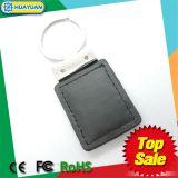 13.56MHz MIFARE klassischer 1K lederner RFID Keychain Marke Schlüssel Fob