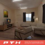 Camera d'acciaio durevole della villa di basso costo per il progetto residenziale