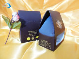 Caixa de papel do chocolate especial da forma com olhar agradável