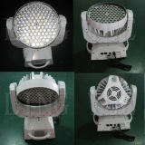 108x3W RGBW Stage de lumière LED faisceau Mini Head Moving