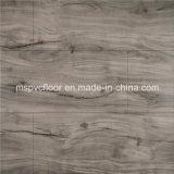 Plancher de luxe de vinyle de PVC en bois