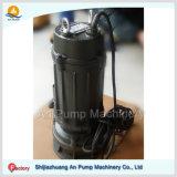 遠心電気非詰る浸水許容の下水ポンプ
