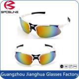 Desportos profissionais UV400 protegidos olho que competem óculos de sol Running