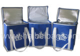 Подгонянное Non Woven Picnic Lunch Cooler Bag для Food, Drink, Beer Can, Ice Cooling, Shopping Box, Promotion (HBCOO-5)