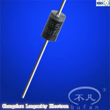 Retificador da barreira de Do-27 Sb5200/Sr5200 Bufan/OEM Schottky para o equipamento eletrônico