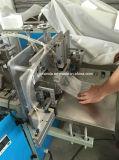 Fazzoletto per il trucco molle semiautomatico/tovaglioli di carta che insaccano e che sigillano macchina
