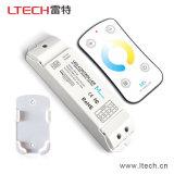 2.4G RF薄暗くなることのためのM4-5Aを遠隔LEDのコントローラのカラーサークルM5の使用