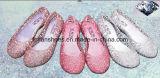 Santals en cristal de gelée de qualité de Madame Latest (FF614-6)