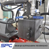 PU Sleeve를 위한 고열 Polyurethane Elastomer Casting Machine
