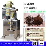 Automatische Machine van de Verpakking van de Koffie Drie Partijen die Machine ah-Fjj100 verzegelen