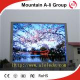 Visualización de LED a todo color al aire libre P10 para hacer publicidad de la pared video