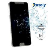 Anti protetor da tela do vidro Tempered do espião para a nota 5 da galáxia de Samsung