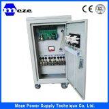 AC電圧安定器の電源3phase 380Vの安定装置
