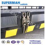 remorque de service de bagage de remorquage de double de transport de cargaison 5t