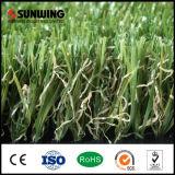 Garten-Dekoration-natürliches synthetisches Gras-Kricket für Freizeit-Platz