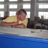 Хлопья любимчика рециркулируя задавливающ мыть и машину для просушки