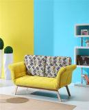 居間の家具現代ファブリックソファーベッド