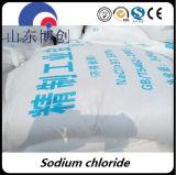 Хлорид натрия соли поставкы изготовления Китая промышленный