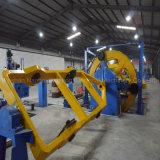Máquina subterrânea da fabricação de cabos do fio
