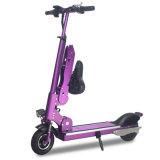 Bici eléctrica de dos ruedas de modelo nuevo con asiento para adultos