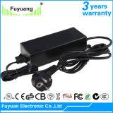 Carica 36V 3A della batteria di ione di litio per la bici elettrica