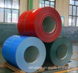 La qualité PPGI principal a enduit la bobine d'une première couche de peinture en acier galvanisée de Chine
