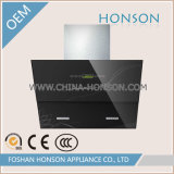 Fatto in Cina New Design Auto Open 5 Speed Range Hood/Cooker Hood