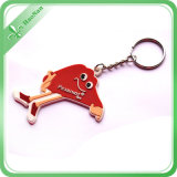 PVC Keychain логоса оптового по-разному типа нового продукта изготовленный на заказ