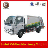 Isuzu 5mt, 5 Ton Compressed Garbage Truck