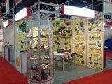 Le PVC libre a émulsionné et machine décorative de plastique de feuille